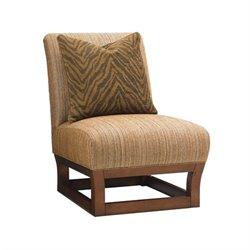 Tommy Bahama Island Fusion Fusion Fabric Chair in Masami