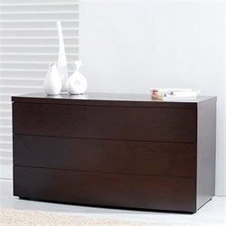 Modloft Ludlow Dresser in Wenge Finish