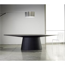 Modloft Sullivan Dining Table in Wenge