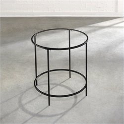 Side Table in Black