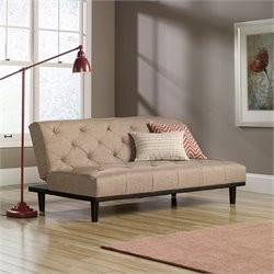 County Convertible Sofa in Camel