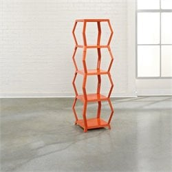 Etagere in Orange Blush