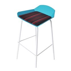 Vifah Minimalist Stackable Bar Stool