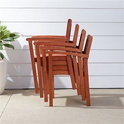 Stacking Dining Chair (set of 4)