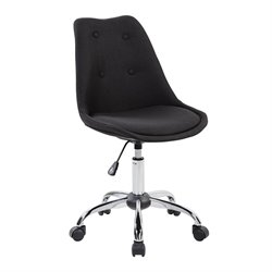 K460 Armless Desk Chair