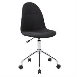 K461 Armless Desk Chair
