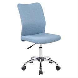 K462 Armless Desk Chair
