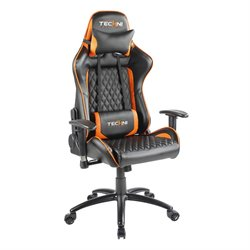 Techni Sport Office-PC Gaming Chair in Orange