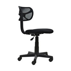Mesh Task Office Chair in Black