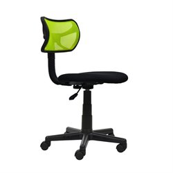 Mesh Task Office Chair in Lime