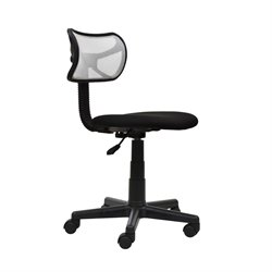 Mesh Task Office Chair in White