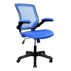 Mesh Task Office Chair in Blue