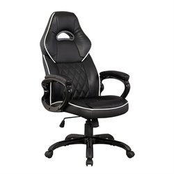 Sport Race Chair in Black