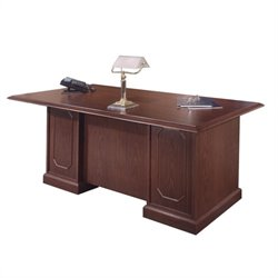 DMi Andover 72 in. Executive Desk