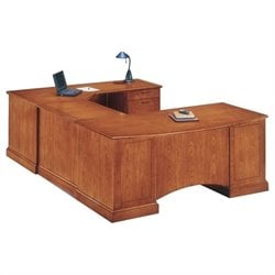 DMi Belmont Right Executive Corner U-Shaped Desk