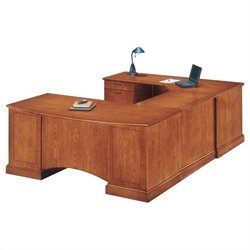 DMi Belmont Left Executive Corner U-Shaped Desk