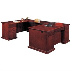 DMi Del Mar Executive U-Shaped Desk