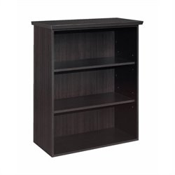 DMi Pimlico Laminate 42 in. Open Bookcase (Assembled)