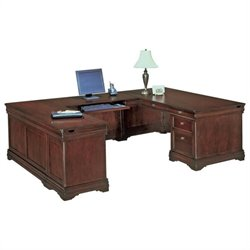DMi Rue de Lyon Executive U-Shaped Desk