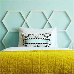 Headboard in White