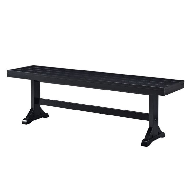kitchen and dining kitchen benches wood dining bench in antique black