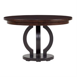 Virage Round Dining Table