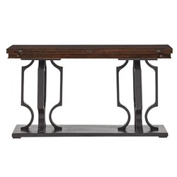 Virage Flip Top Console Table