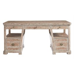 Juniper Dell Writing Desk in English Clay
