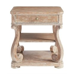 Juniper Dell End Table English Clay