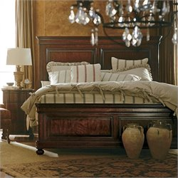 Louis Philippe Panel Bed in Orleans
