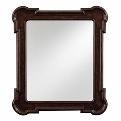 Stanley Furniture European Farmhouse Fluted Edge Mirror