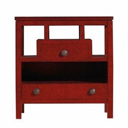 Stanley Furniture Archipelago Bajan Chairside Chest in Ruche