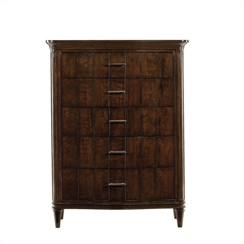 Stanley Furniture Avalon Heights Swingtime Drawer Chest in Chelsea