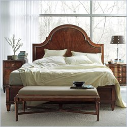 Avalon Heights Panel Bed in Chelsea