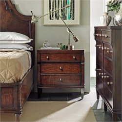 Stanley Furniture Avalon Heights Resonance Night Stand in Chelsea
