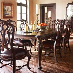 Stanley Costa Del Sol Gacela Leaping Stag Dining Table in Cordova