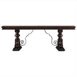 Stanley Furniture Costa Del Sol Marquetry Dining Table in Cordova