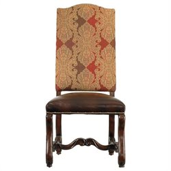 Stanley Furniture Costa Del Sol Perdonato Dining Chair in Cordova