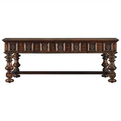 Stanley Furniture Costa Del Sol Sottotesto Passage Table in Cordova