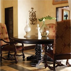 Stanley Furniture Costa Del Sol Andalusian Dining Table in Artisan
