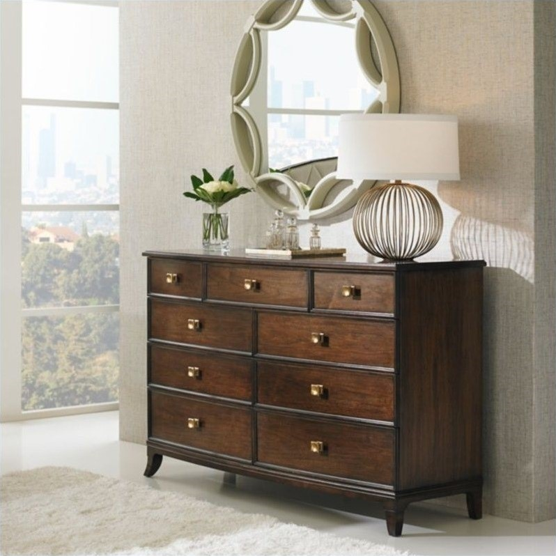 home furniture bedroom furniture dressers stanley furniture crestaire