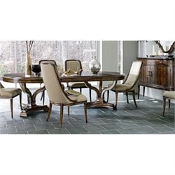 Stanley Furniture Avalon Heights 7 Piece Dining Set in Chelsea
