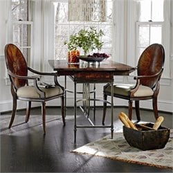 Stanley Furniture Avalon Heights 3 Piece Dining Set with Console Table