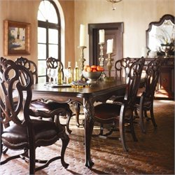 Stanley Furniture Costa Del Sol 7 Piece Dining Set in Cordova