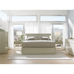 Stanley Furniture Crestaire 5-Piece Bedroom Set in Capiz