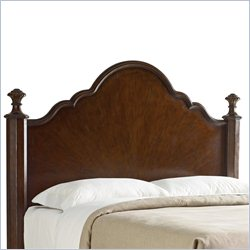 Stanley Furniture Continental Mansion King Headboard in Barrel