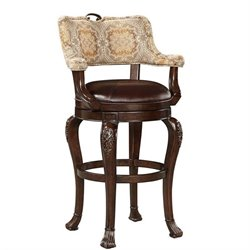 Stanley Furniture Casa D'Onore Bar Stool in Sella