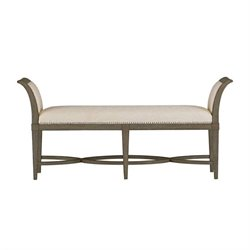 Coastal Living Resort Surfside Bed End Bench