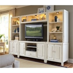 American Drew Siesta Sands Entertainment Center in White Sands