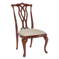 American Drew Cherry Grove Dining Chair in Antique Cherry